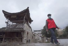 家乡的小城 #武汉肺炎 #新型冠状病毒 #covid-19 战疫:在明清古村落查济古村,我和杜超见识了硬核抗疫手段-留学世界网