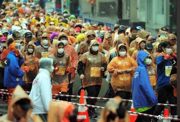 现在,全球都在担心日本疫情蔓延