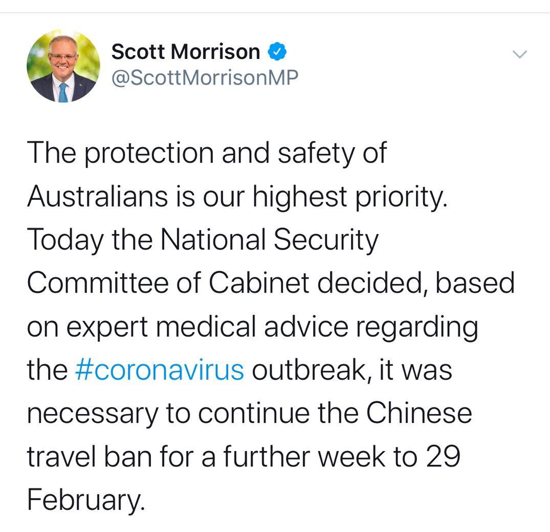 疫情播报   航班停飞至5月, 禁令再度延长, 澳洲留学生怎么办?