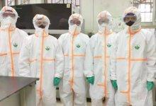 抗疫一线:他在 #武汉 做检验 #武汉肺炎 #新型冠状病毒-留学世界网