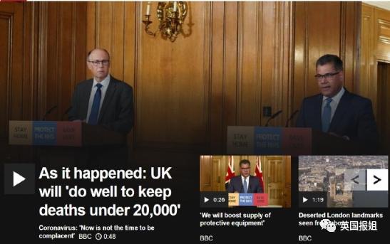 """""""只死2万人就算非常成功!""""英国各种迷惑抗疫,逼科学家大骂…"""