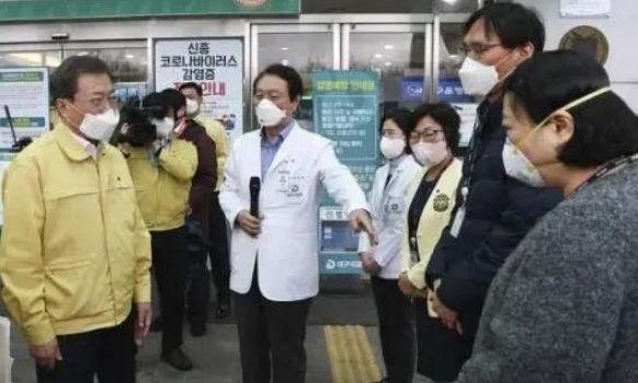 疫情居然被韩国控制住了,因为韩国有一手绝招,但这招我们也早就可以用了!
