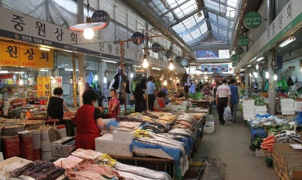 韩国清凉里市场,留学生必须要知道的省钱圣地