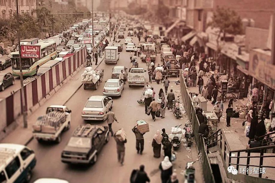 我在埃及上学,希望这里不会成为第二个伊朗