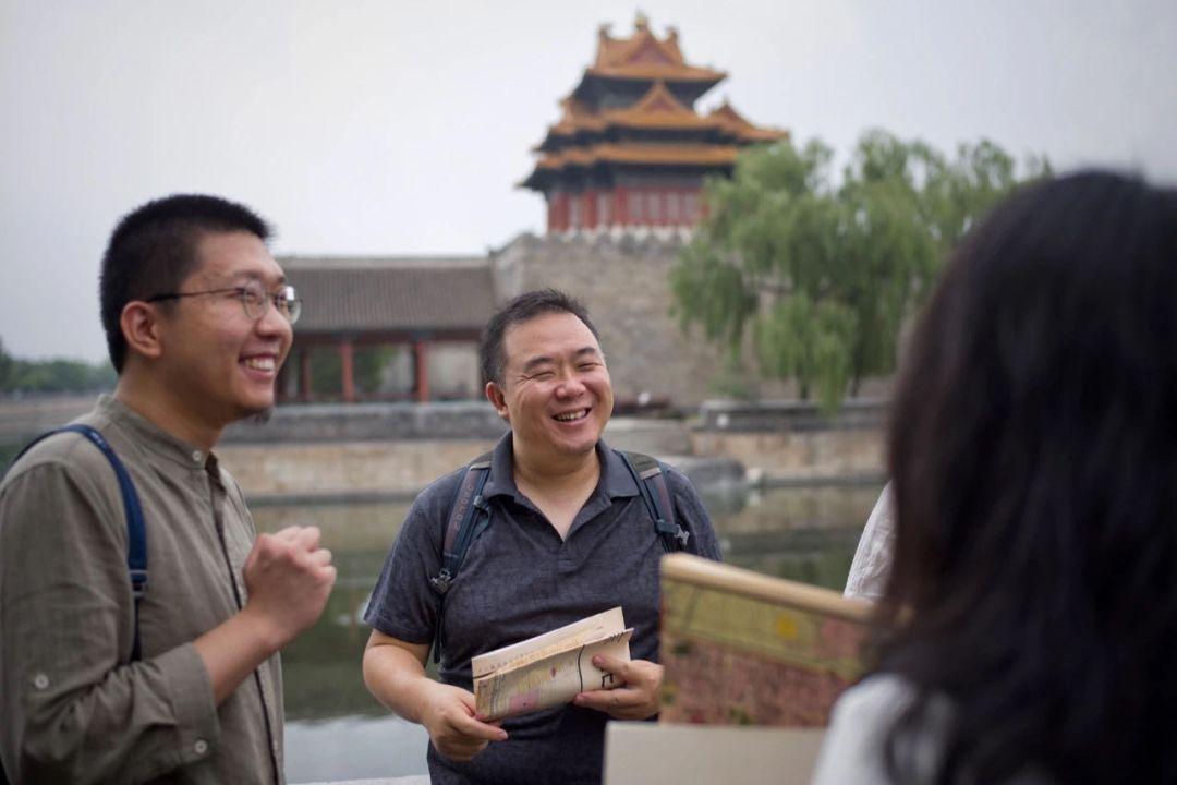 为什么对北京爱不起来 早读