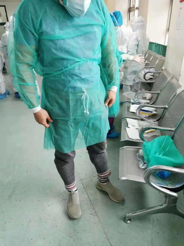 武汉市中心医院:封口比医生的生死更重要