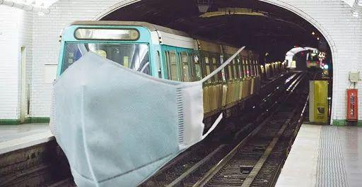 巴黎地铁复运计划出炉!全法正式解封计划即将来袭!