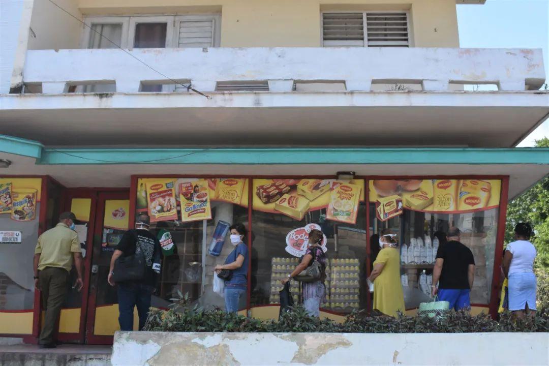 古巴滞留学生实录