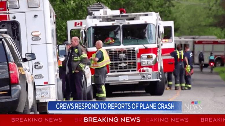揪心!加拿大中国留学生驾机坠河,失联四天杳无音信!