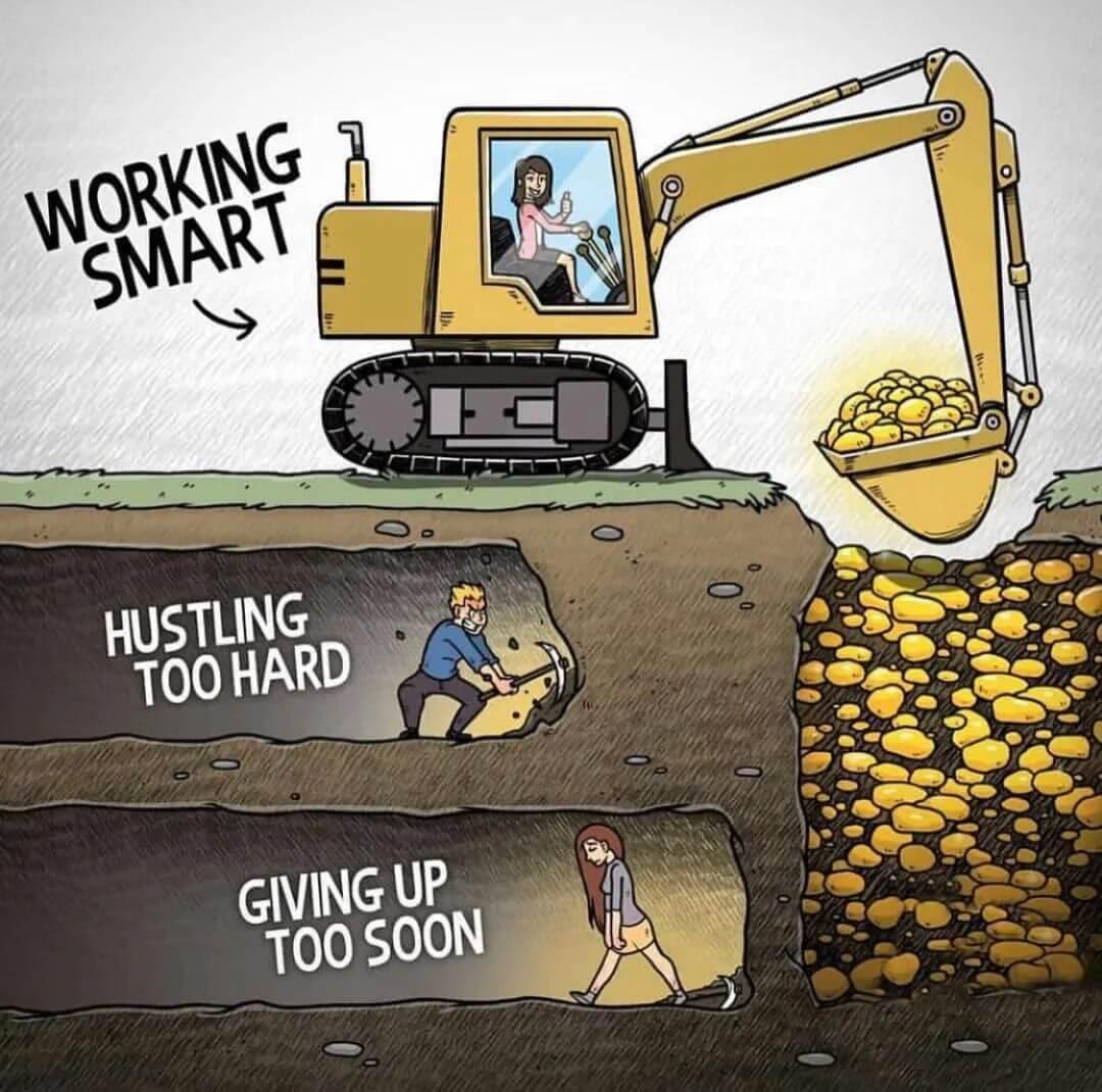 工作五年,职场人是如何一步一步毁掉自己的?(这20条职场雷区,女泪男默……)