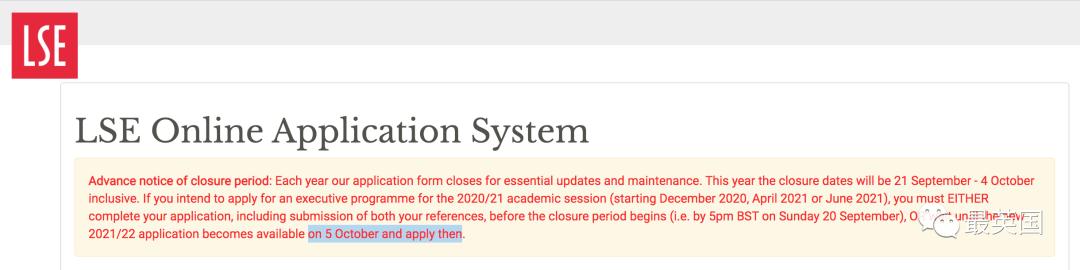 英国G5名校2021申请开放汇总!去年早早申请的他们都拿到G5 offer啦!